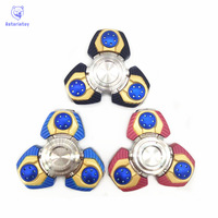 Creative Color Spinner Fidget Toy EDC Hand Spinner For Autism And ADHD Stress Relieve Toy