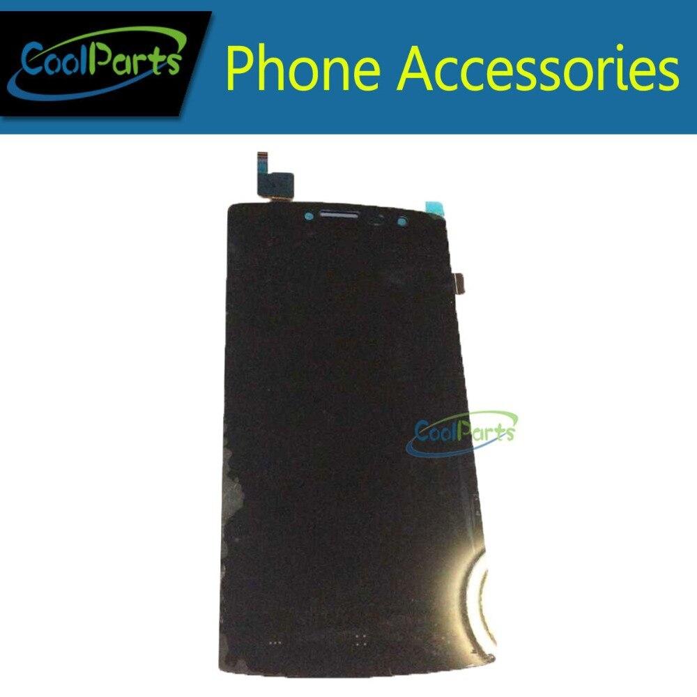 imágenes para Negro color Para Archos 50B Platino Pantalla LCD y Pantalla Táctil Digitalizador Ensamble de Reemplazo 1 PC/Lot
