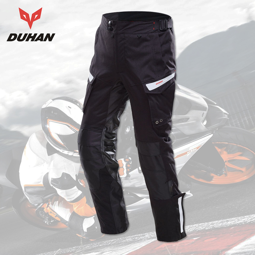 DUHAN Motocyklové kalhoty Muži Vodotěsné motocykly Enduro - Příslušenství a náhradní díly pro motocykly