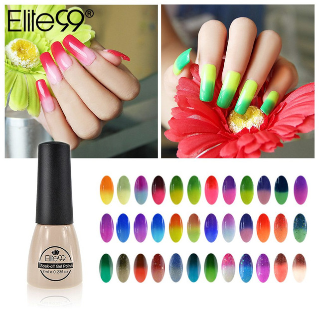 Color Effect On Mood aliexpress : buy elite99 7ml temperature mood color changing