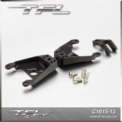 TFL racing baja Front shock tower brace bracket free shipping rc car losi 5ive t alloy 7075 front chassis brace free shipping rc car