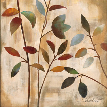 Flower Oil painting online Branches at Sunrise Silvia Vassileva Painting Modern Canvas art Room decor High quality Hand painted