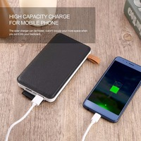 Solar Poverbank Phone For Xiaomi Power Bank Charger Battery Portable Mobile Pover Bank Powerbank 10000mah For