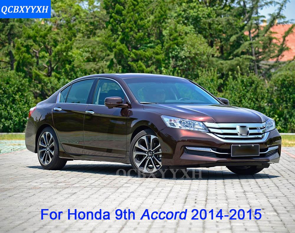 14Pcs/Set For Honda Accord 2014 2015 Car Styling Slot Pad Interior Door  Groove Mat Latex Anti Slip Cushion Internal Dedicated In Interior Mouldings  From ...