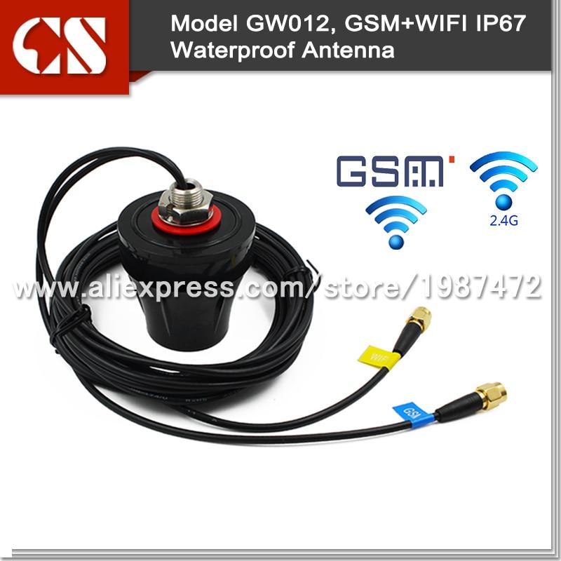 bilder für Externe Gsm-antenne, außen GSM 2,4G Antenne, 2,4G/GSM COMBO ANTENNE 2400 ~ 2483,5 MHz/824 ~ 2170 MHz 1 STÜCK KOSTENLOSER VERSAND