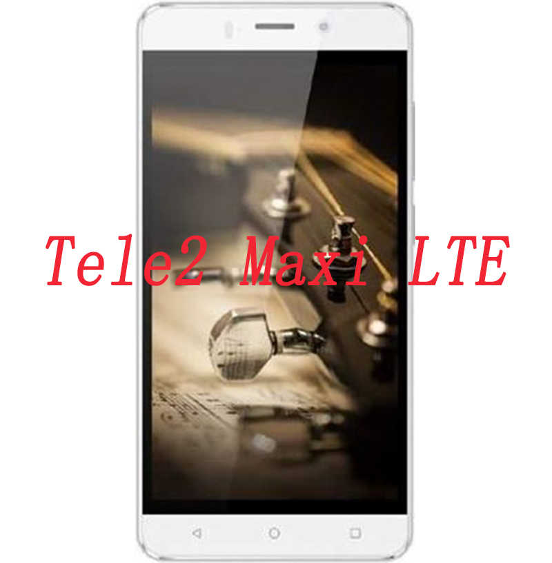 Смартфон из закаленного стекла для Tele2 Maxi/Maxi LTE 9H Взрывозащищенная защитная пленка для экрана Защитная крышка для телефона