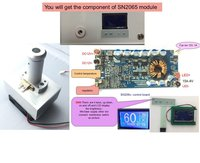 Hot Selling Medical Device Endoscope Light Source  cystoscopy LED phlatlight cbt90 controller Keyboard with LCD display SN2065|endoscope light source|led phlatlight|phlatlight led -