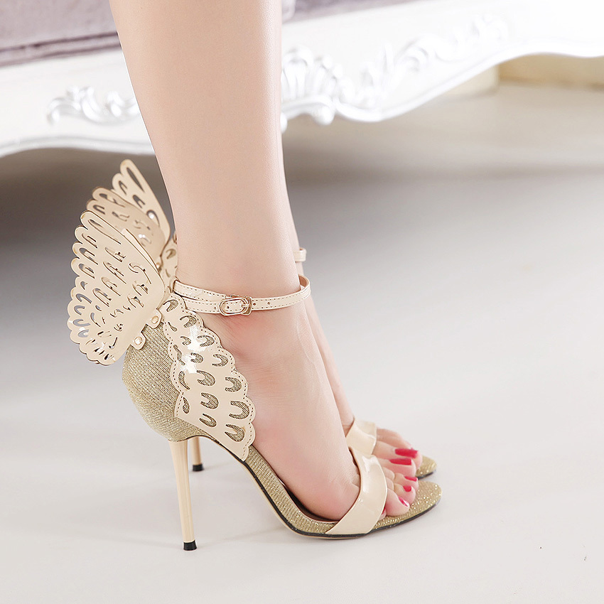 Aliexpress.com : Buy Women Sandals 2017 High Heels Women Pumps ...