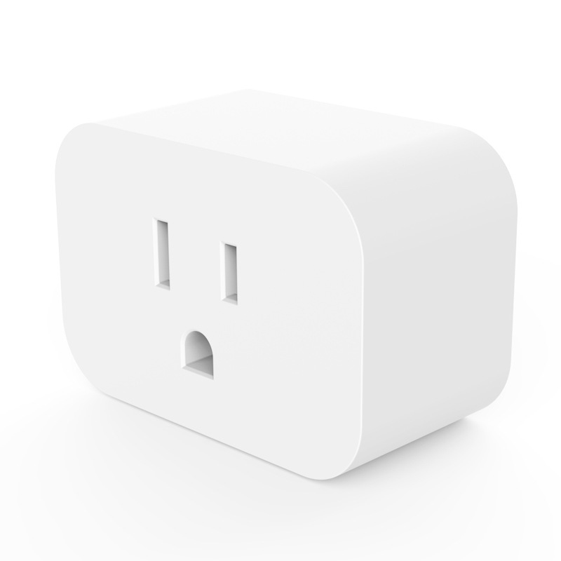 Wireless Wifi Remote Control With Alexa,Timing On/Off The Power,For Smart Google Home Electric Mini Socket(Us Plug)Wireless Wifi Remote Control With Alexa,Timing On/Off The Power,For Smart Google Home Electric Mini Socket(Us Plug)
