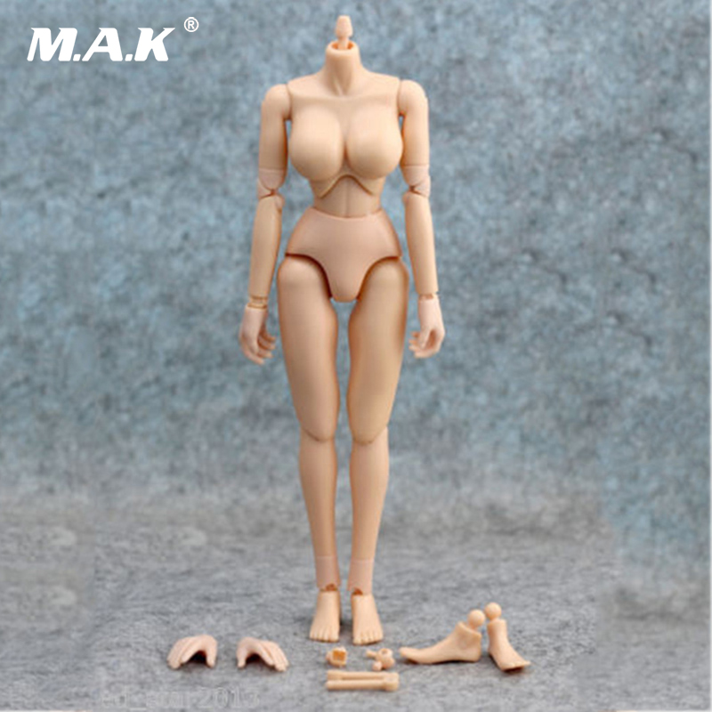 1/6 Scale Female Body Figures Large Breast Flexible Nude Body for 12 inches Action Figure Toys Accessories hot figures doll accessories pirp toys 1 6 batman police commissioner gordon inspector dresscode clothes set for 12 figure body
