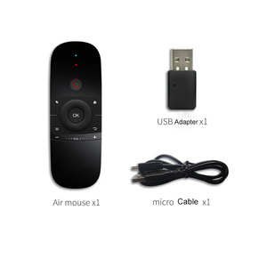 Image 5 - W1 Fly Air Mouse Gyro Sensing Learning Remote Control ricaricabile 2.4G Wireless Mouse Mouse Mouse per Windows per iOS Android