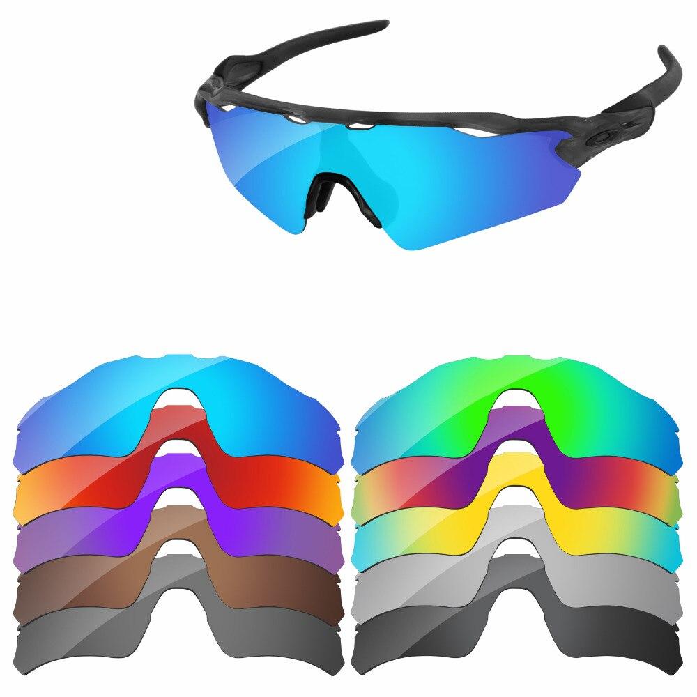 0383dfa0af312 PapaViva Lentes de Reposição para EV Caminho Autêntico Radar POLARIZADA  Óculos De Sol 100% Proteção