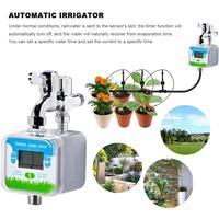Automatic Electronic Water Timer Garden Irrigation Controller Digital Intelligence Outdoor Garden Yard Watering Sprinkler System|Garden Water Timers|Home & Garden -