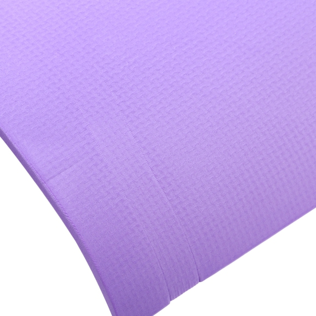 Fitness Equipments 6mm Thick Yoga Mat – Non-slip