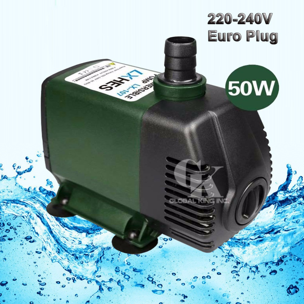 MAX 4000 L//H Controllable DC Water Pump 1056GPH with Controller