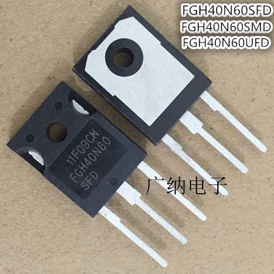2pcs/lot FGH40N60SFD FGH40N60SMD FGH40N60UFD TO-3P FGH40N60 40N60 TO-247
