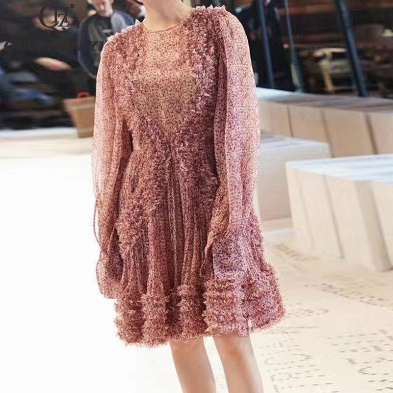 2019 new ladies fashion short sleeved casual contrast color stitching lapel knit top 0430