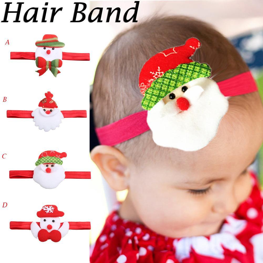 Christmas Children Cartoon Hair Band Children Hair Accessories Headwear
