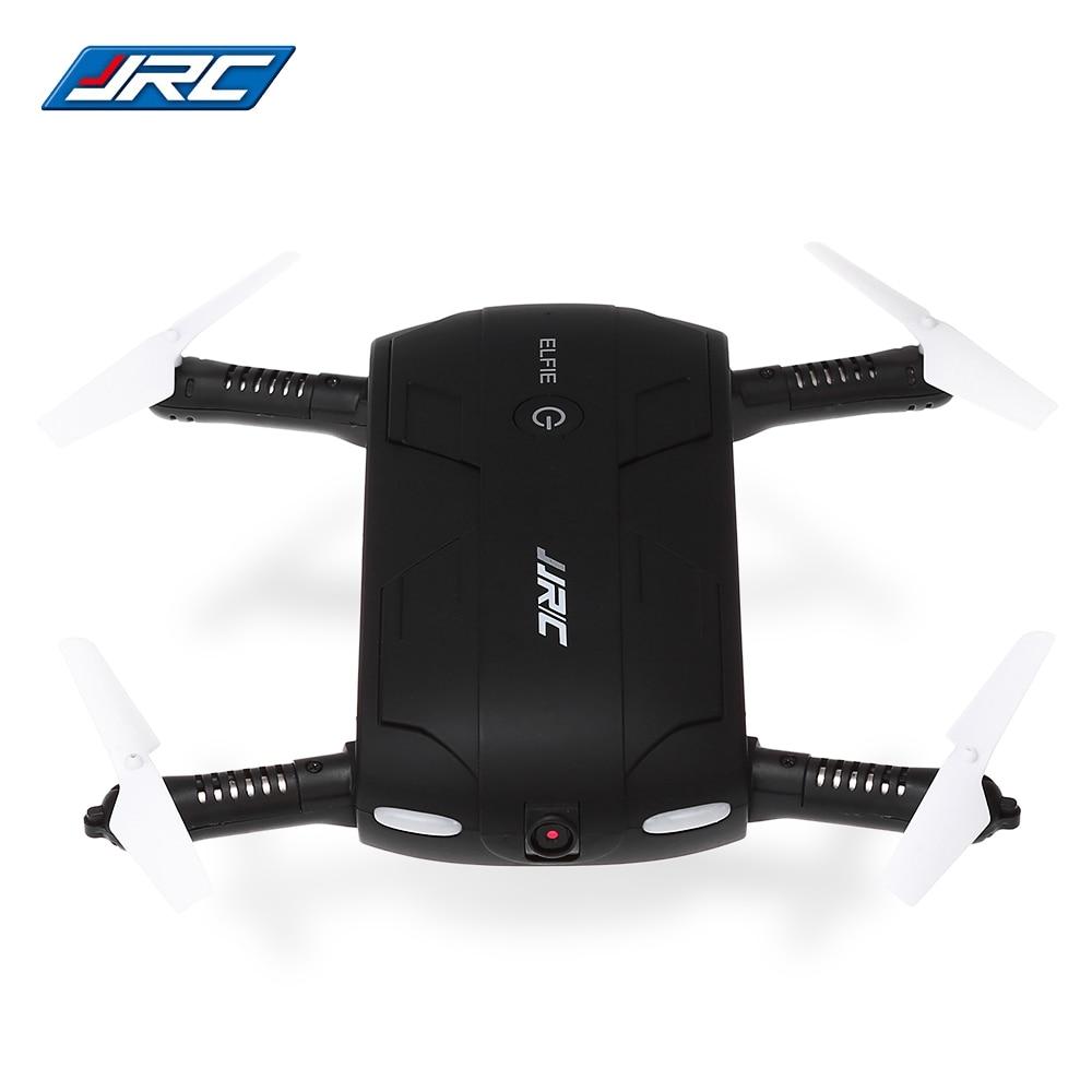 JJRC H37 ELFIE Foldable Mini Camera Drone RC Selfie Quadcopter WiFi FPV 720P HD G-sensor Headless Mode Altitude Hold Beauty Mode jjrc h44wh diaman foldable selfie drone 720p hd camera wifi fpv with altitude hold mode rc quadcopter helicopter