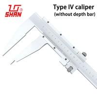 Vernier caliper 0 500mm 0.02mm pinças de aço inoxidável de alta precisão vernier digital ferramenta de medição de diâmetro interno e externo|Pinças| |  -