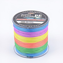 Battlesea Brand 150M PE Braided Fishing Line 4 Strand 10-80LB Multifilament for Carp Wire All