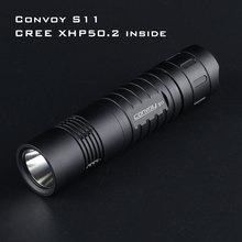 黒コンボイと S11 XHP50.2 / SST40 led