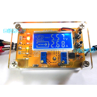 5A 5v 36v To 1 25 32v 12v 24v 19v Adjustable CC CV Display Step Down