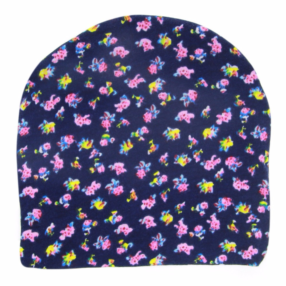 Baby Caps Lovely Knitted Children Cotton Hat Toddler Kids Girl Boy Crochet Hat Beanie Cap