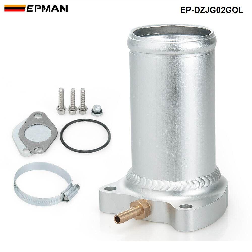 Aluminum EGR Exhaust Removal Kit Blanking Bypass For MK4 98-04 VW Beetle Golf Jetta EP-DZJG02GOL
