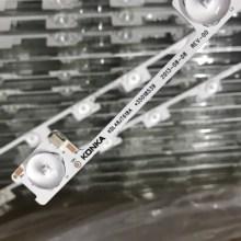 20 шт./лот, светодиодный фонарь с подсветкой для KONKA KDL48JT618A KDL48SS618U 35018539 35018540 6 светодиодный(6 в) 442 мм, Новинка