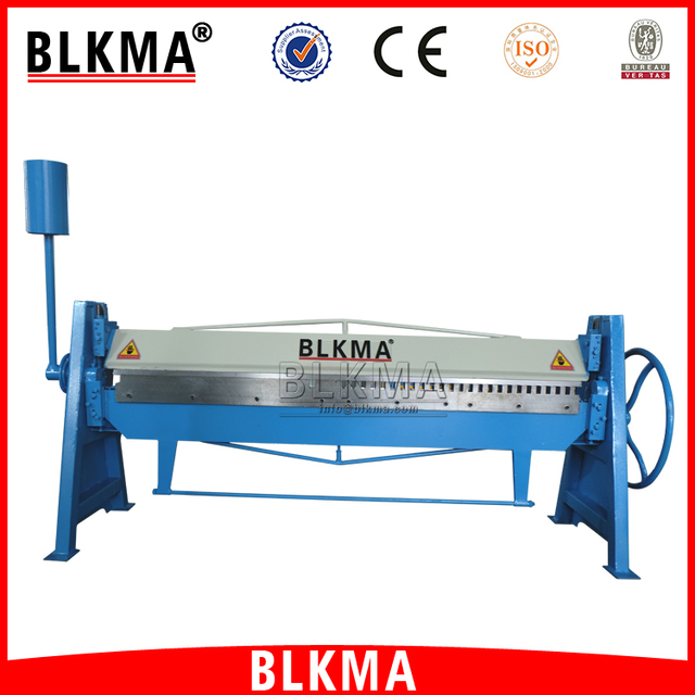 US $1400 0 |BLKMA HVAC Duct Manual TDF Steel Sheet Metal Bending Machine  Manufacturer-in Bending Machinery from Tools on Aliexpress com | Alibaba
