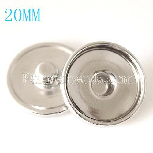 1000pcs/bag of 18-20MM Bottom of snaps fit ST0013-18 jewelry Components button fashion woman elliott erwitt snaps