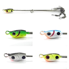 wLure Fishing Lure 5-Arm Alabama Rig Umbrella Rig Hard Bait  Shallow Water Bass Walleye Crappie Minnow  AR3