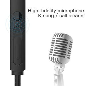 Image 3 - ! ACCEZZ في الأذن سماعات ل فون 6s 6 5s Xiaomi سامسونج هواوي 3.5 مللي متر جاك سماعة الرياضة سماعات الأذن باس ستيريو سماعة مع Mic