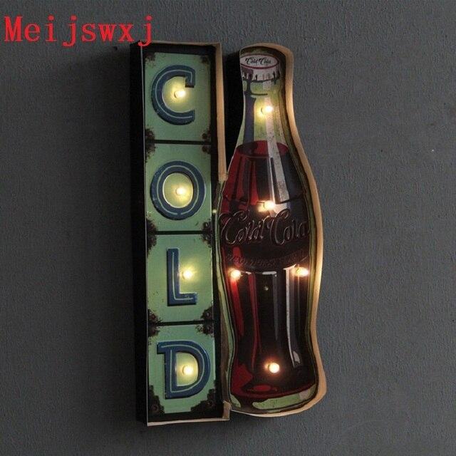 Meijswxj Coque Lightbox LED Letrero De Neón de La Vendimia elegante ...