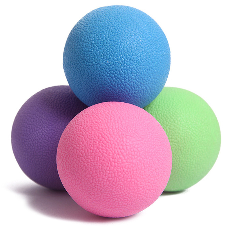 Lacrosse Ball Mobility Myofascial Trigger Point Release Body Massage Fitness Balls