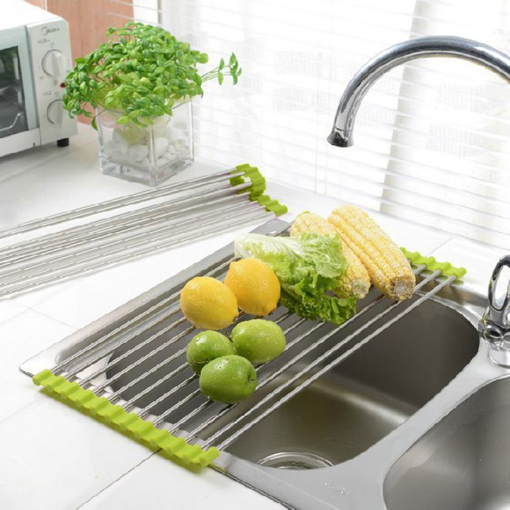 Drain Racks For Kitchen Sinks Compare Prices On Kitchen Sink Dish Rack Online Shopping Buy Low