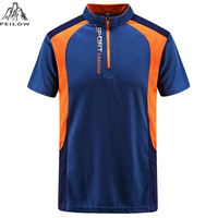 PEILOW Big Size L 7XL 8XL Brand Clothing Men Polo Shirt Men Quick Drying Sporting Polo