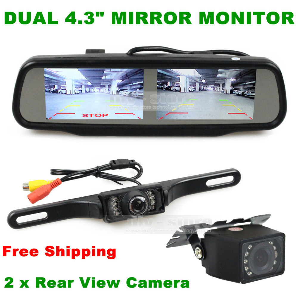 small resolution of tft mirror backup camera wiring diagram wiring libraryauto parking assistance system dual 4 3