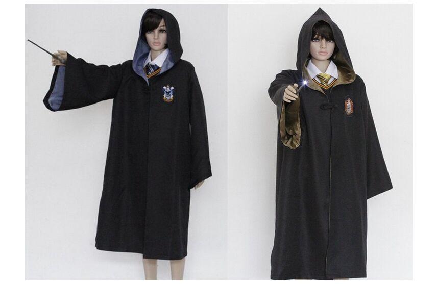 Kids halloween dress up disfraz Harry Potter Cosplay Costumes Adult ...