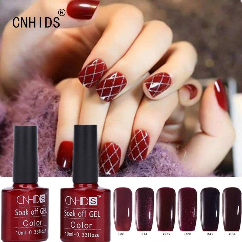 2017 new natural fashion 8ml gel nail polish nail Poland 132 color gel paint UV LED lamp nail polish Nail Art