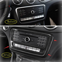 Yimaautotrims Central Air Conditioning Cover Trim Kit For Mercedes Benz A Class W176 B Class W246 GLA X156 CLA C117 2014 2018