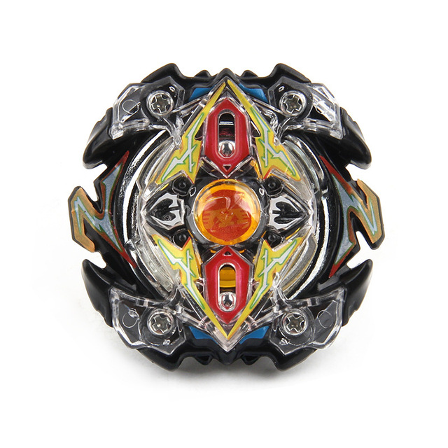 Metal Plastic Fusion 4D Spinning Rapidity Beyblade Spin Top Toy Set,Bey Blade Spinner with Launcher Kids Christmas Gift Toys