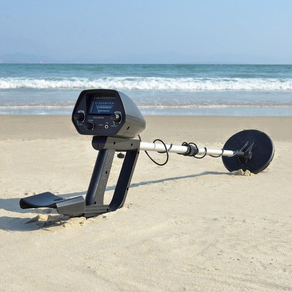 Unterirdischen MD-4030 Metall Detektor Einstellbare Gold Schatz Hunter Finder Detektoren Unter Flach Wasser MD4030 Schaltung Metales