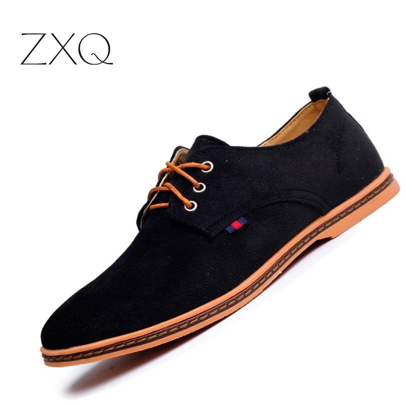 Neue 2017 Männer Schuhe Lace Up Designer Frühling Herbst Mode Lässig Männer Outdoor Männlichen Schuhe Für Männer Schwarz Blau