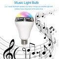 2017 MIPOW PLAYBULB Smart LED Лампочки Bluetooth Беспроводной Динамик 110 В-240 В E27 3 Вт Аудио Лампы ПК