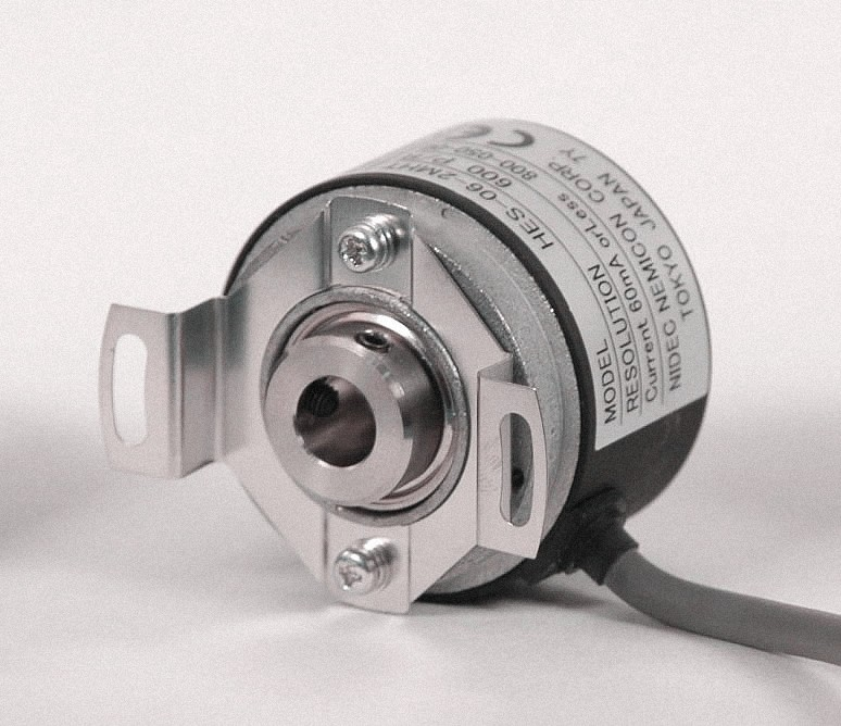 FREE SHIPPING  Voltage Rotary Encoder E40h8-60-3-v-24