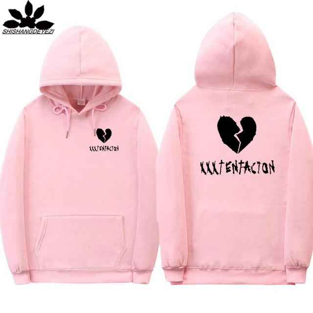 Streetwear Revenge Kill Fashion Hoodies Men/Women Hip Hop XXXTentacion Sweatshirt Vibes Forever Traksuit Fleece Pullover Hoody