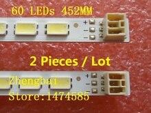 10ピース/ロットledバックライトストリップシャープLC 40LE511 40BL702B LE4050b LE4052A LE4050 LE4052 LJ64 03567A LJ64 03029A LTA400HM08