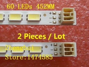 Image 1 - 10 pieces/lot LED backlight strip for SHARP LC 40LE511 40BL702B LE4050b LE4052A LE4050 LE4052 LJ64 03567A LJ64 03029A LTA400HM08